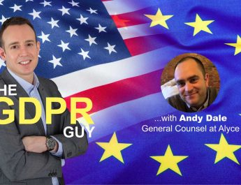 The GDPR Guy Andy Dale